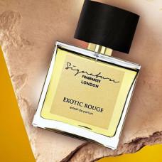 Signature Fragrances  Exotic Rouge